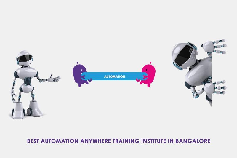 Automation Anywhere Training in Marathahalli - Bangalore